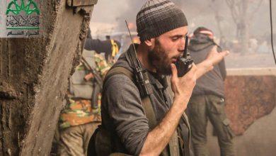 صورة الثوار يعلنون إطلاق المرحلة الثانية من معركة دمشق