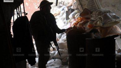 صورة معارك دمشق وحماة مستمرة وخسائر الأسد وحزب الله تتصاعد