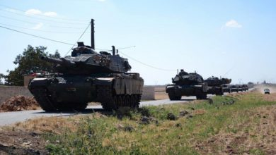 صورة تركيا تعلن انتهاء عملية درع الفرات