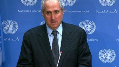 صورة الأمم المتحدة تقول إن نظام الأسد يحاصر 400 ألف مدني في الغوطة