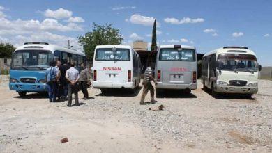 صورة رحلات برية بين دمشق والحسكة مروراً بحلب بعد اتفاق بين قسد والاسد