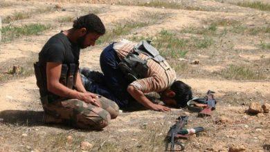 صورة معارك عنيفة بريف حماة وقوات الأسد تخسر العشرات من عناصرها
