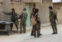 صورة قسد تقترب من السيطرة على الطبقة وعشرات الشهداء بقصف للتحالف