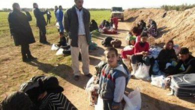 صورة مأساة السوريين العالقين على الحدود الجزائرية المغربية مستمرة