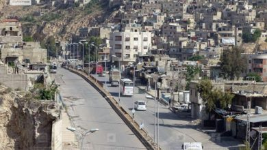 صورة الدفعة الأولى من مهجري برزة وصلت إدلب