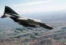 صورة طيران التحالف الدولي يدمر موقع لقوات الأسد قرب التنف