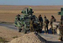 صورة داعش وقسد مفاوضات مستمرة لإخلاء الرقة
