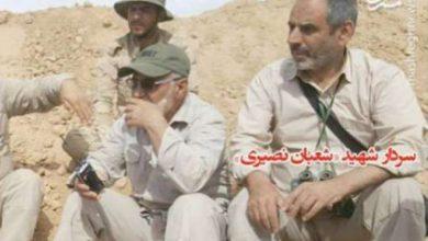 صورة إيران تؤكد مقتل كبير مستشاري قاسم سليماني