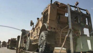 صورة مزيد من المساعدات العسكرية الأميركية تتسلمها قسد