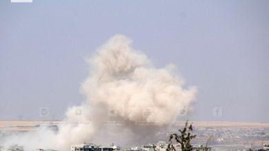 صورة قوات الأسد والميليشيات تتكبد المزيد من الخسائر في درعا