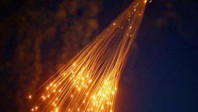 صورة هيومن رايتس تدعو لحماية المدنيين في الرقة من قنابل الفوسفور