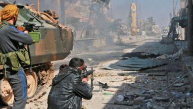 صورة يني شفق التركية: واشنطن تثير الفوضى شمال حلب