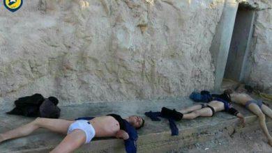 صورة واشنطن تحذر الأسد من القيام بهجوم كيماوي جديد
