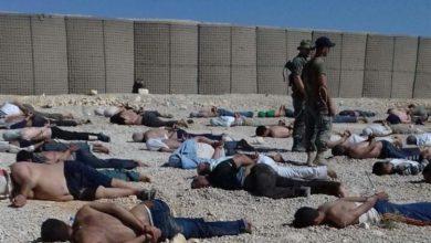 صورة الأمن اللبناني يقتل عدد من السوريين في معتقلاته