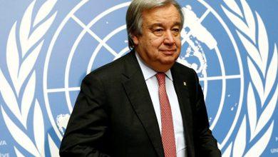 صورة الأمم المتحدة ترحب بوقف اطلاق النار جنوب السوري