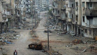 صورة الأسد دمر الاقتصاد السوري بخسائر تتجاوز 200 مليار دولار