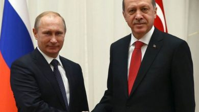 صورة تقارب روسي تركي في عدة ملفات بينها سوريا
