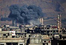 صورة الغوطة تدخل اتفاق وقف التصعيد الروسي بوساطة مصرية