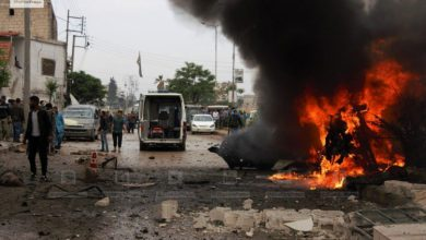 صورة ما بعد داعش فصل دموي جديد في الشرق الأوسط