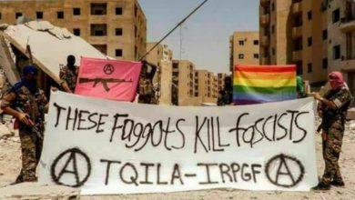 صورة قسد تفتح الباب للمثليين للمشاركة في معركة الرقة