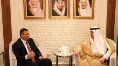 صورة مساعٍ سعودية لاجراء تغييرات في الهيئة العليا للمفاوضات