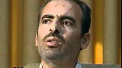 صورة مطالب بالافراج عن المقدم حسين الهرموش مقابل طيار جيش الأسد