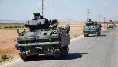 صورة يلدريم: شن عملية عسكرية في سوريا أمر وارد