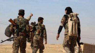 صورة قسد تلمح لاقتراب معركة دير الزور