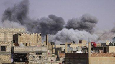 صورة قوات الأسد تتبع سياسة الأرض المحروقة في ريف دير الزور