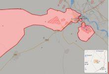 صورة قوات الأسد تدخل دير الزور بعد ثلاث سنوات من حصار داعش