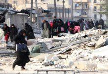 صورة التحالف يكثف غاراته الجوية على الرقة ويحصد المزيد من ارواح المدنيين
