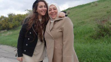 صورة بعد تهديد نظام الأسد لها .. مقتل د. عروبة بركات وابنتها حلا