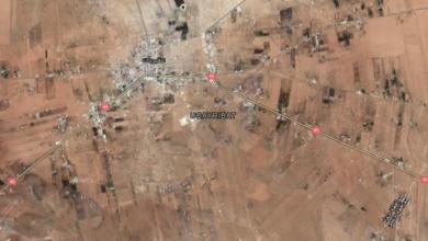 صورة مجزرة مروعة بحق 80 مدني فروا من عقيربات شرق حماة