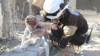 صورة رئيس هيئة المفاوضات يستنكر الصمت الدولي إزاء مجازر سوريا
