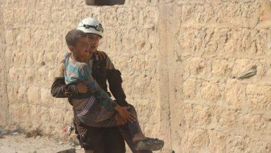 صورة روسيا تدعي قتل قادة من النصرة لتغطي على مجازرها في ادلب