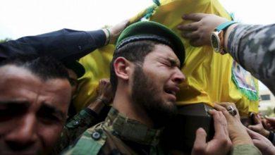 صورة صحف لبنانية: مقتل 8 عناصر من حزب الله بنيران صديقة