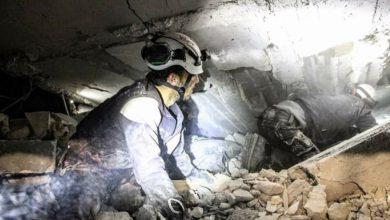 صورة الصليب الأحمر يحذر من تصاعد القتل وكثافة القصف شرق سوريا