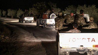 صورة تحركات للجيش التركي في ادلب .. إلى أين ستكون الوجهة؟