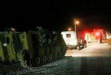 صورة الجيش التركي يعلن رسميا بدأ نشر قوات مراقبة في ادلب