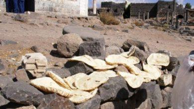 صورة محلي درعا يوجه نداء استغاثة لدعمه بمادة الطحين