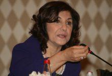 صورة مستشارة الأسد تحذر قسد من انشاء الفيدرالية