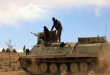 صورة تركيا تشير لمسؤولية امريكا عن هروب عناصر داعش من الرقة