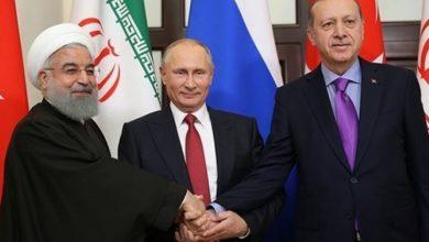 صورة بوتين: بدأنا مرحلة جديدة في سوريا بفضل جهود تركيا وإيران!