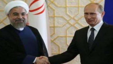 صورة روسيا أدت دورها في سوريا وإيران موجودة بفضل داعش