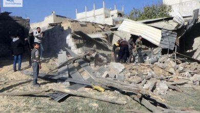 صورة غارات متواصلة على غوطة دمشق الشرقية والأمم المتحدة قلقة