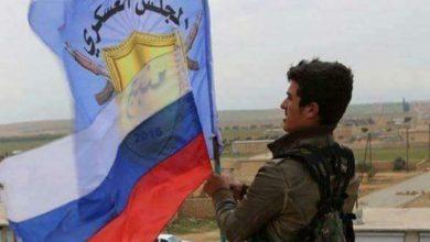 صورة بمحاولة لإنقاذ نفسها… قسد تسلم العريمة قرب منبج لقوات الأسد