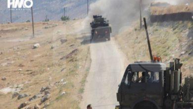 صورة الدفاع التركية تتوعد برد قاس على قوات الأسد