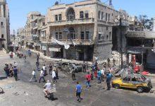 صورة عشرة دول بمجلس الأمن تدعو للتحقيق في قصف إدلب