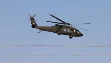 صورة البنتاغون: التحليق المروحي الامريكي التركي شمال سوريا نقطة تحول