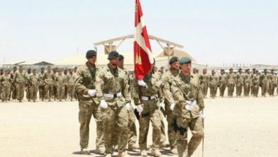 صورة دعما للتحالف .. الدنمارك تقرر إرسال قوة عسكرية إلى سوريا